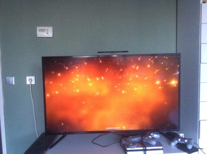 Steam Link NMS startscherm