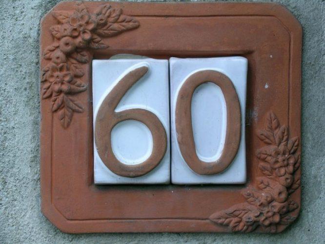60 keer gelopen